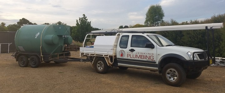 New Ozzi Kleen delivery to Coolamon